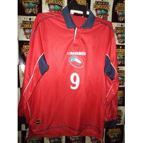 Camiseta Seleccion Chile en Mercado Libre México 4544cf3783596