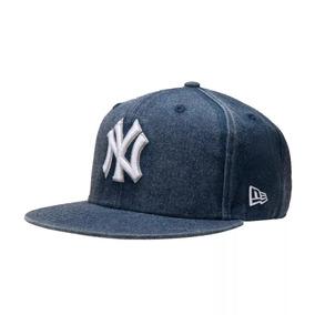 Gorra New Era New York Yankees Mezclilla Hombre Originales b08503b4622