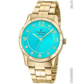 719532fb7b8 Relogio Feminino Champion Rainbow - Relógios no Mercado Livre Brasil