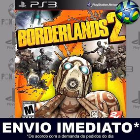 Jogo Ps3 Borderlands 2 Psn Play 3 Mídia Digital