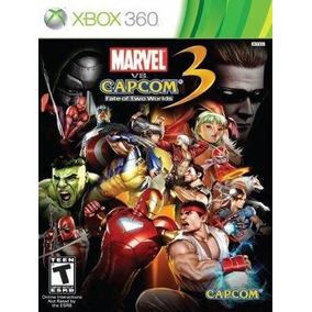 Marvel Vs Capcom 3 - Xbox 360
