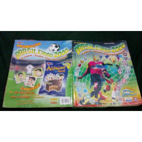 Album Campeonato Brasileiro De 2000 - Completo ( 1 )