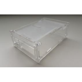 Raspberry Pi - Case Transparente Para Raspberry B +