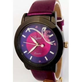 dafd50a827e Relogio Feminino Lilas Grande - Relógios De Pulso no Mercado Livre ...
