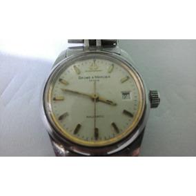 79027e8f11d Relogio Baume Mercier Baumatic - Relógios no Mercado Livre Brasil