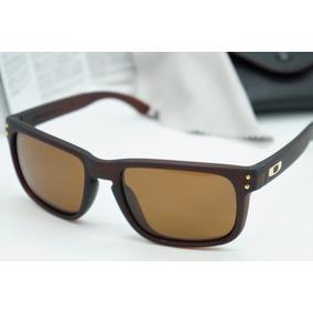 Oculos Holbrook Original Marrom - Óculos no Mercado Livre Brasil 52d2a49d5b