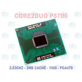 Processador Core2duo P8700 2.53ghz 3mb 1066 Pga478
