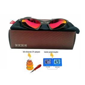 Oculos Oakley Penny X-metal Ruby + Certifica+chaves 12x S ju ec88c7ec353