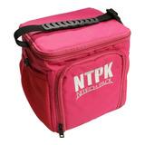 Bolsa Térmica Nitech Pack Rosa Bolsa Para Marmita Academia