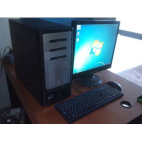 Computadora Dual Core, Cd/dvd, 1gb Ram Ddr2, Monitor 19