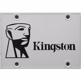 Ssd Kingston 240gb Uv400 550mb/s Sata3 6gb/s(pronta Entrega)