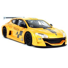 Auto Renault Megane Trophy Esc1:24 Metal Coleccion Burago
