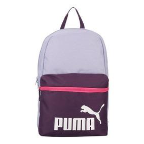 Mochila Puma Phase Lavanda/bordo Unisex