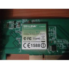 Tp-link 300mbps Antena De Wi-fi Pc