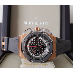 Relógio Eta - Modelo. Ap Roo Schumacher Gold - 44mm.