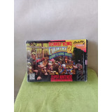 Donky Kong Country 2 Diddy Kong Quest Para Snes