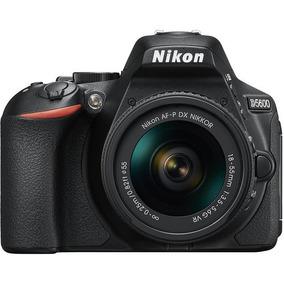 Câmera Nikon D5600 C/ Lente 18-55mm + Nota Fiscal