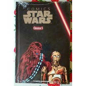 Comics Star Wars Vol 5 Novo Lacrado