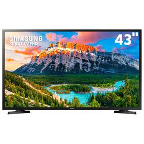 Smarttv 43 Samsung 43j5290 Wide Enhancer Espelhamento Dolby
