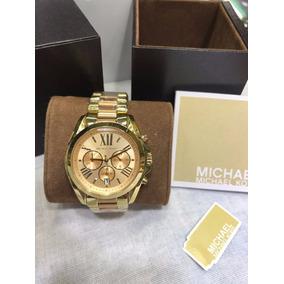 940dc20dd2a8b Relógio Michael Kors Rosé Fosco Feminino - Joias e Relógios no ...