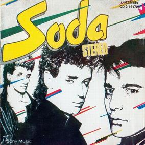 Cd Soda Stereo Soda Stereo Original Nuevo Cerrado Musicanoba