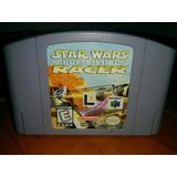 Star War Episode I (racer) N64