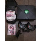 Xbox Classic Para Reparar O Repuestos