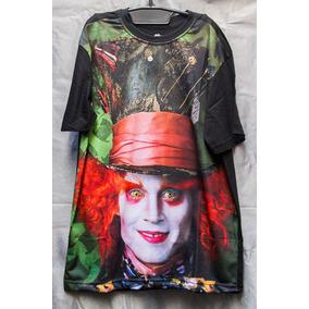 Camiseta Chapeleiro Maluco Preta - Camisetas e Blusas no Mercado ... 7e3b3015978