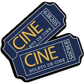 Boletos De Cine X 2
