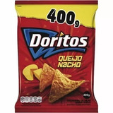 Doritos Queijo 400g - Elma Chips!! Envio Imediato