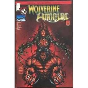 Wolverine - Witchblade - Elektra - O Reino Do Demônio - V. 3