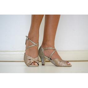 Sandália De Dança Dancer Shoes