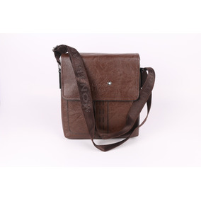 6f1ac94a670 Bolso City Mont Blanc (messenger) Cafe Heritage1992 Bac354.