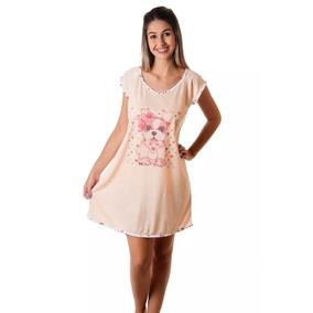 504e17c10 Camisola - Moda Íntima e Lingerie no Mercado Livre Brasil