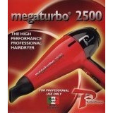 Secador De Pelo Profesional Mega Turbo 2500 (modelo: 311a)