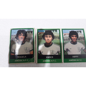 Futebol Cards Ping Pong, America Mineiro