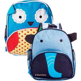 Mochila Escolar Infantil- Promoção 2 X Mochilas Angry Birds