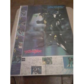 Super Poster De Tekkaman Blade Soul Y Carton Del Personaje!!