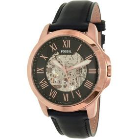 c44c1ecbbde1 Reloj Fossil Automatico Azul - Relojes en Mercado Libre México