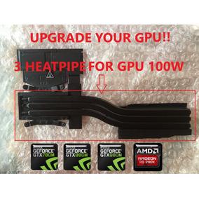Dissipador P/ Notebook Gamer Alienware 17 R1 M17x R3 R4 R5