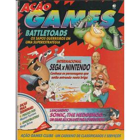 Revista Ação Games Nº 4