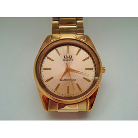 83012f8c3e0 Relógio Q Q - Quartz - - Relógios De Pulso no Mercado Livre Brasil