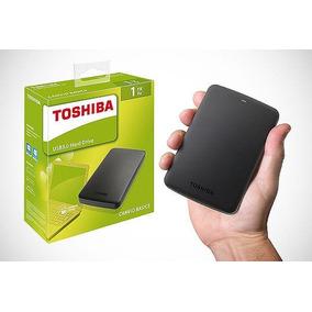 Disco Externo Toshiba De 1tb 3.0. Nuevos