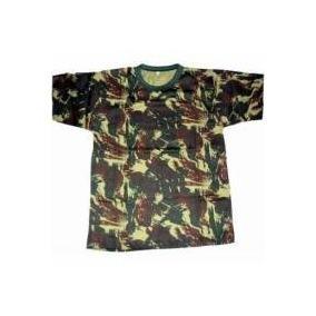 0748d5e225 Kit 30 Camisetas Camuflada Infantil