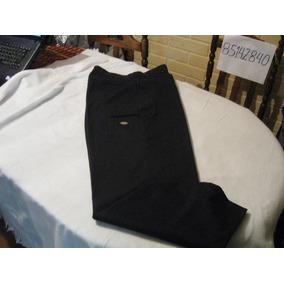 Pantalon Dickies Talla W36 L32 Modelo 85-283 Color Negro