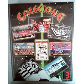 Álbum Capa Dura, Com 1040 Cartões Telefônico.