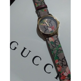 Reloj Gucci Ceramica en Mercado Libre México 4df3aab648b