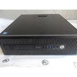 Hp Prodesk 600 G1 Intel Celeron 2.80ghz 4ram 250dduro