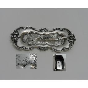 Espevitadeira Prata Portuguesa P Coroa Espevitadeira