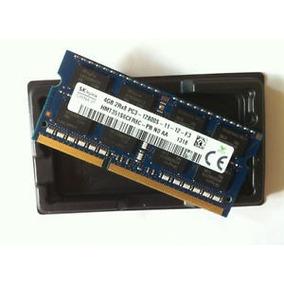 Memória Ram 4gb Ddr3 Para Notebook